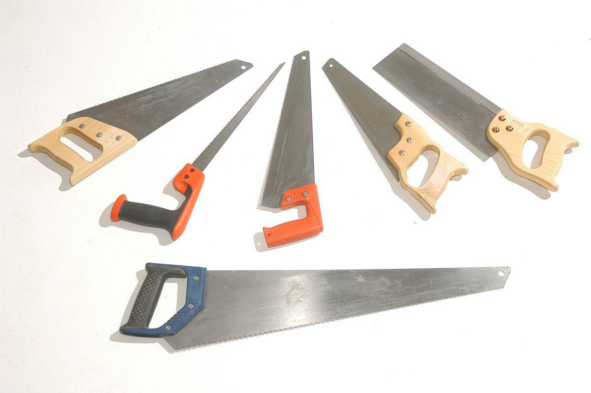Sierras para cortar