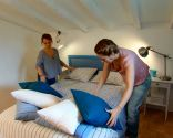 dormitorio pareja blanco azul - paso 9