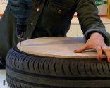 crear puff con neumático y cuerda - paso 4