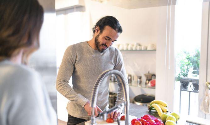 C mo limpiar la cocina en verano hogarmania - Como limpiar baldosas cocina ...