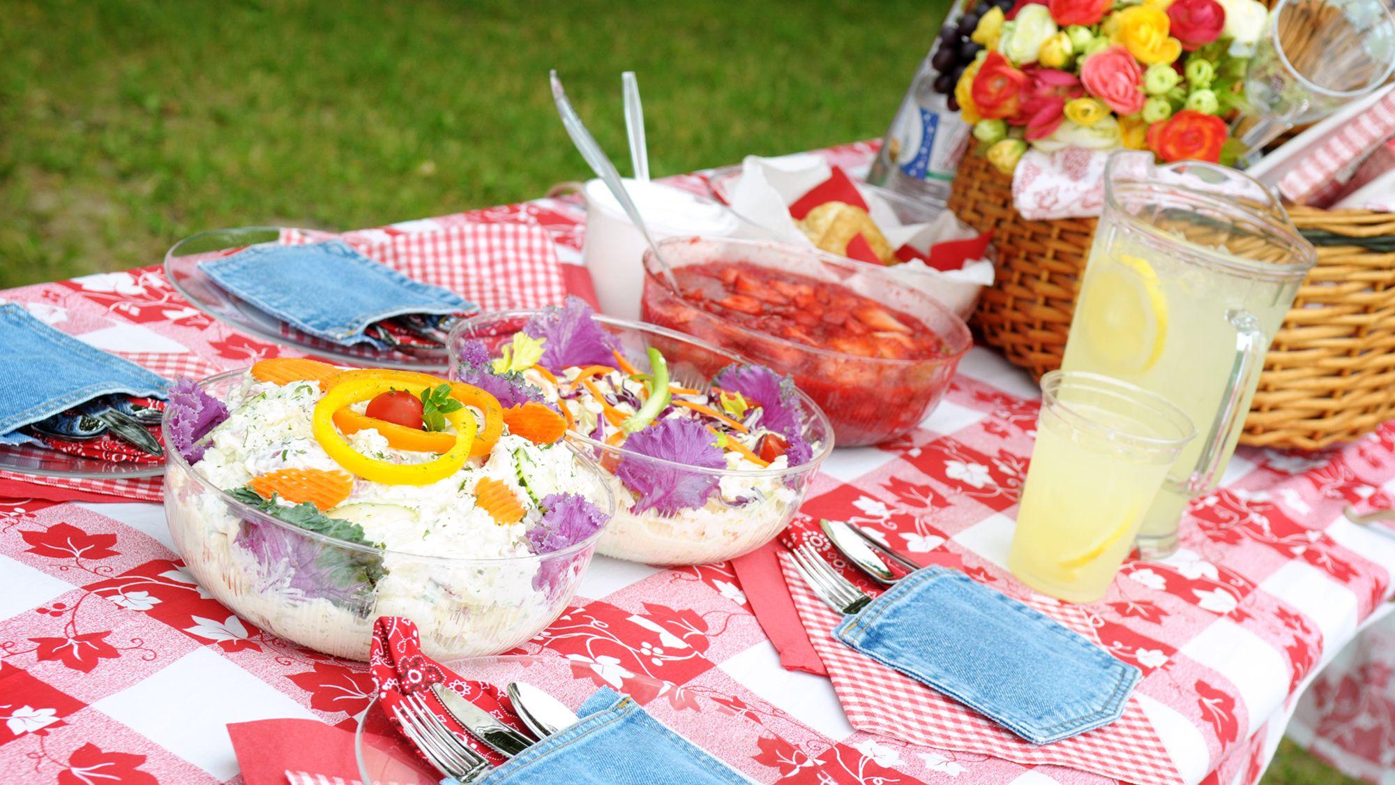 cesta mimbre picnic
