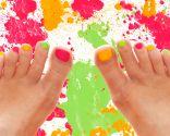 pedicura colores