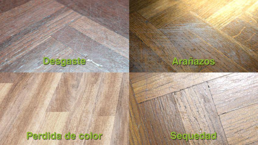 Cera blanca para madera cmo hacer patina blanca casera - Encerar suelo madera ...