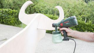 Toro para jardín