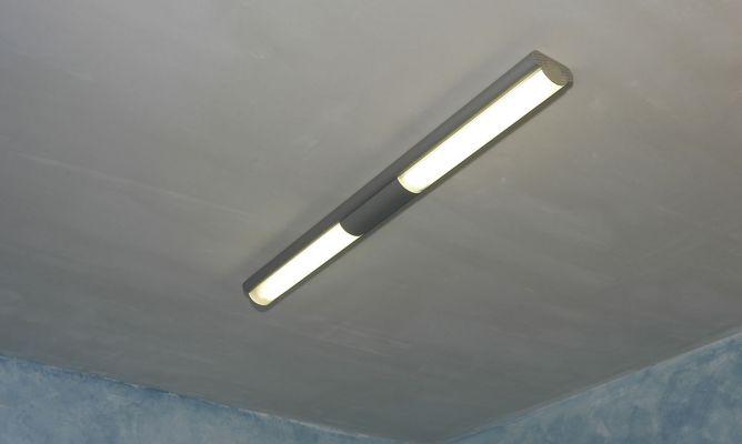 Instalaci n de fluorescente en ba o bricoman a for Lampara cocina fluorescente