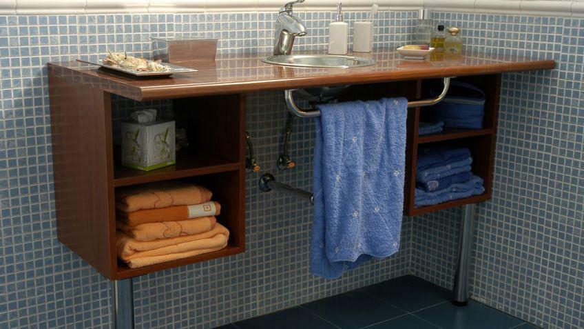 Como Hacer Un Mueble De Baño | Mueble De Bano Bricomania