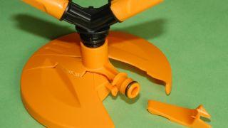 Reparar una pieza de plástico
