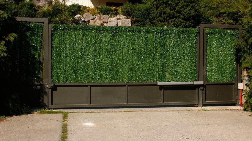 Cesped artificial barato aki interesting com anuncios de for Aki vallas jardin