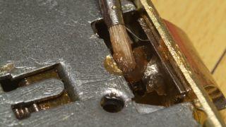 Engrasar cerraduras