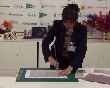 Cómo hacer una encuadernación japonesa - Paso 2