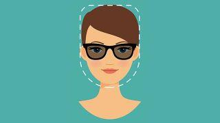 Gafas para rostro ovalado