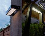 lámparas solares - luz potente