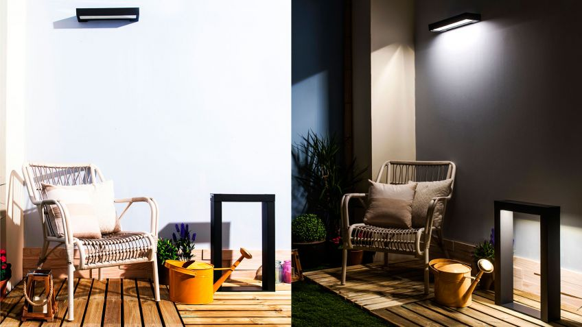 Luces solares exterior top c media ws trade sl es pack de for Farolas jardin ikea