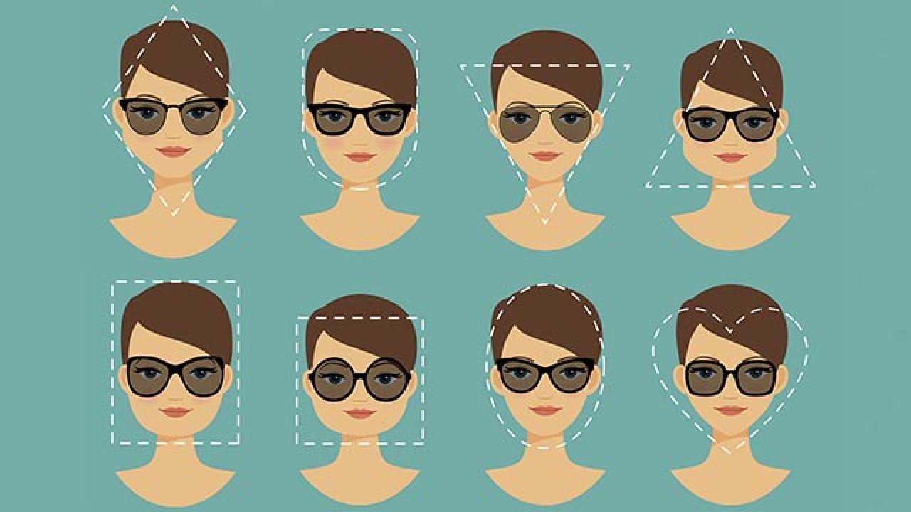 Gafas De Sol Segun Tu Rostro Hogarmania