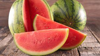 Sandía, fruta hidratante y diurética