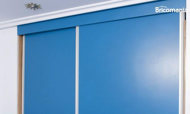 Puertas correderas para armario empotrado bricoman a - Puertas correderas para armario empotrado ...