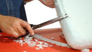 Restaurar y tapizar una silla de madera