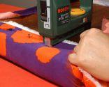 Restaurar y tapizar una silla de madera bricoman a - Clavos para tapizar ...