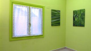 Pintar el marco de la ventana