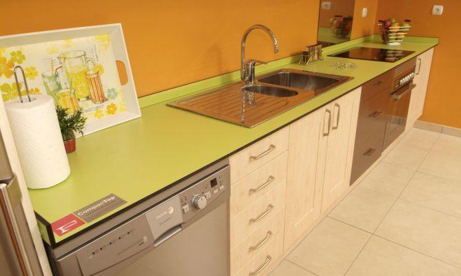 Sustituir encimera de cocina bricoman a for Muebles bricomania