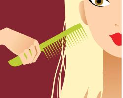 El spray para los cabellos alloton el spray contra la caída de los cabello