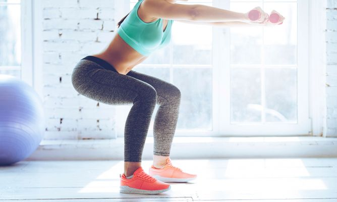 Ejercicios para fortalecer glúteos y presumir de trasero - Hogarmania