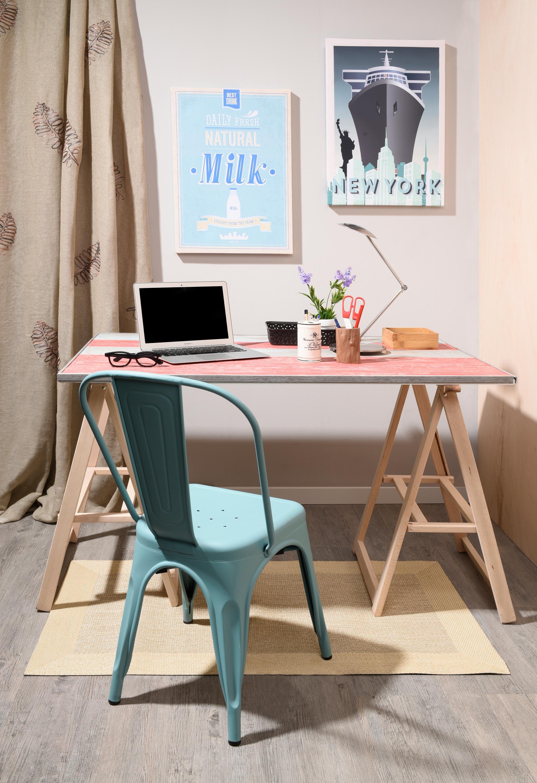hacer escritorio con tablero