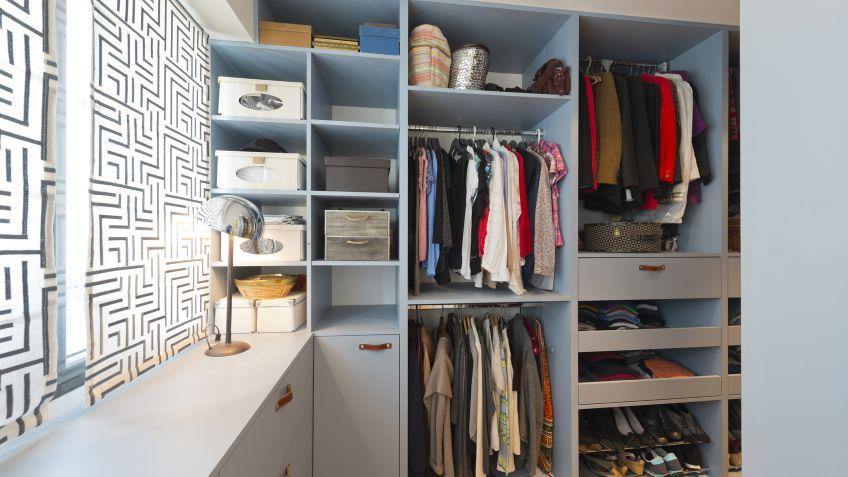 Almacenar la ropa de temporada - Hogarmania