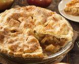 Tarta de manzana americana