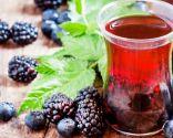 3 bebidas antioxidantes con moras para otoño