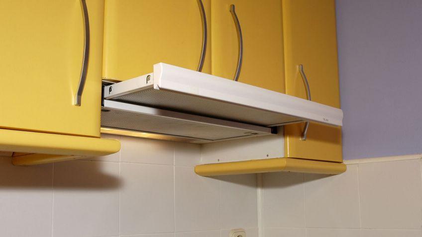 Tubo campana extractora simple en el ejemplo est aplicado for Limpiar filtros campana aluminio