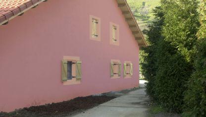 pintar fachada de casa