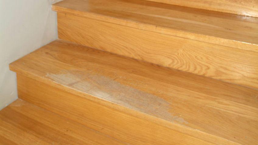 Como forrar una escalera de madera metros de madera en la de las escaleras escaleras redondas - Como forrar una escalera de madera ...