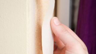 Diferentes cintas de carrocero para evitar manchar al pintar