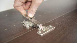 Cómo hacer un reloj armario