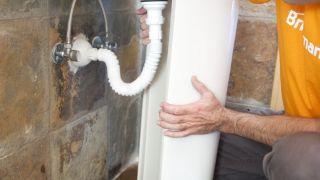 Cómo sustituir el desagüe de un lavabo