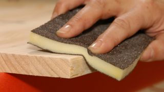 Cómo lijar la madera