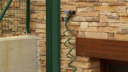 Cortar y colocar canaletas bricoman a - Cable para exterior ...