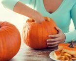 Cómo tallar una calabaza para Halloween