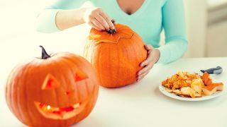 Cómo tallar una calabaza para Halloween - Paso 4