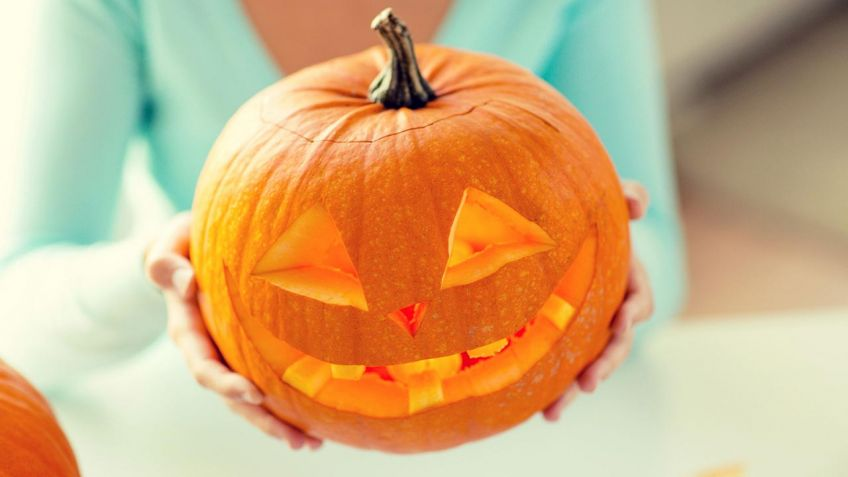 Imgenes De Calabazas De Halloween. Finest Calabazas De Halloween Dos ...
