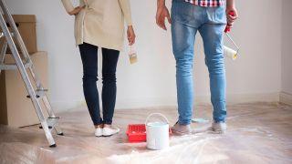 Proteger muebles y suelo