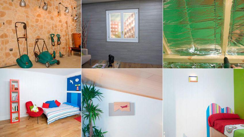Para pared si papa noel te trae un tv curvo necesitars - Aislar paredes interiores ...