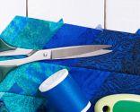 material básico patchwork - tijeras