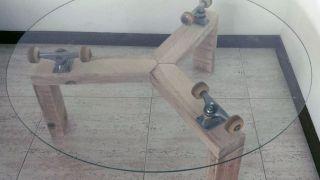 Mesa estilo skate