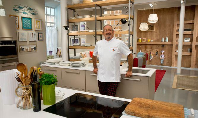 La nueva cocina de karlos argui ano 2016 2017 hogarmania for Programa para disenar tu cocina