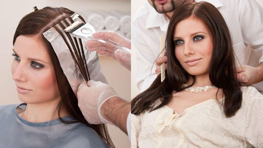 Dónde aplicar las mechas de pelo según tu rostro - Hogarmania
