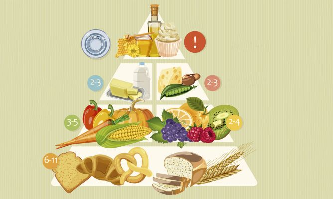llevar una buena dieta vegetariana