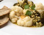 Coliflor y brócoli en escabeche