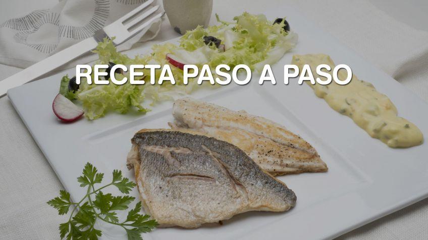 Receta De Dorada A La Plancha Con Salsa Tártara Karlos